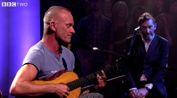Sting - Later... with Jools Holland 2013