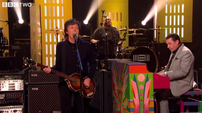 Paul McCartney - Later... with Jools Holland 2013