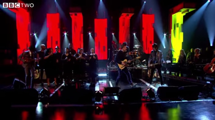 Damon Albarn - Later... with Jools Holland 2014