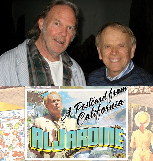 Al Jardine (w/Neil Young) - Interlude/Campfire Scene/A California Saga