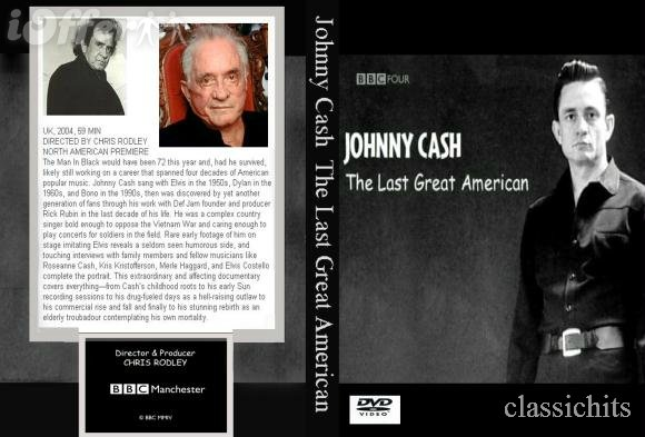 Johnny Cash - The Last Great American (Documentary on BBC 2004)