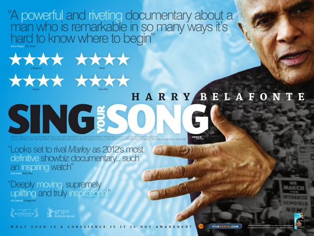 Harry Belafonte - Sing Your Song (Documentary)