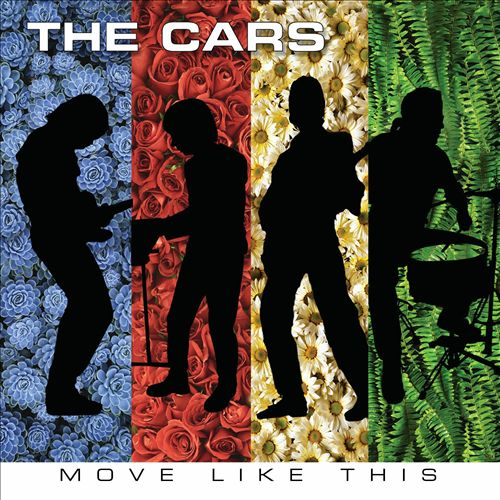 The Cars - Move Like This (Album)