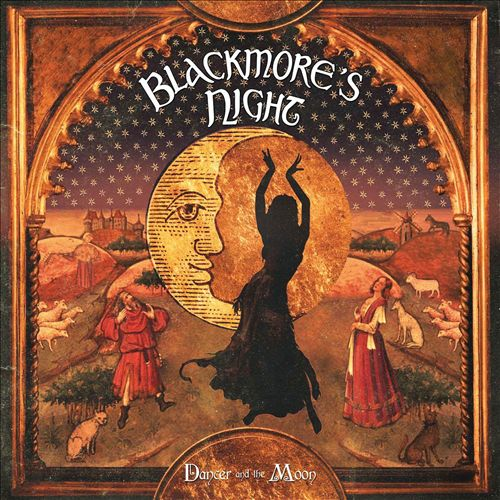 Blackmore's Night - Dancer And The Moon (Album 2013)