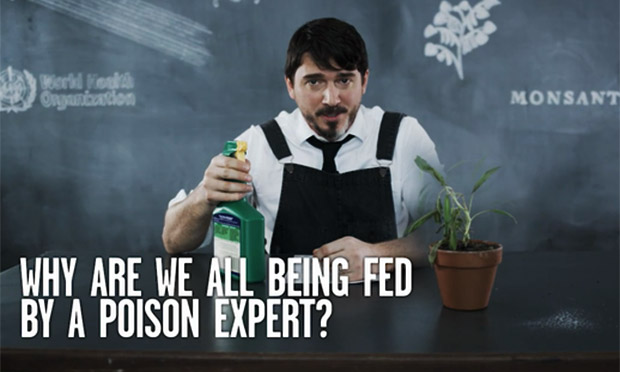 The Undercurrent: Why are we being fed by a poison expert? Monsanto and Roundup