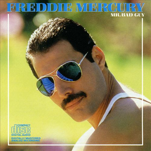 Freddie Mercury - Mr Bad Guy (Album 1985)