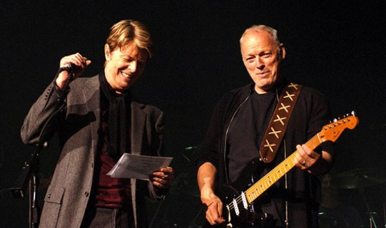 David Gilmour & David Bowie - Comfortably Numb (Remember That Night at Royal Albert Hall 2007)
