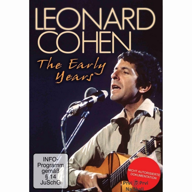 Leonard Cohen - The Early Years (Movie)