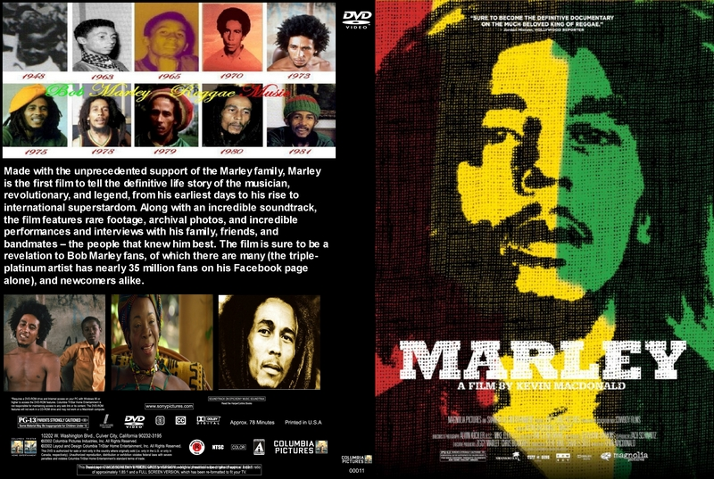 Marley - A Film By Kevin McDonald