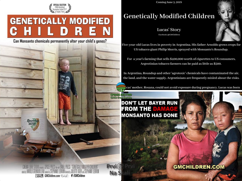 Genetically Modified Children