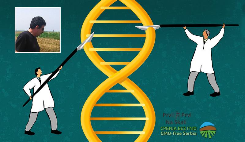 Vreme GMO je prošlo, dolazi vreme GEO - genetički 'editovanih' organizama