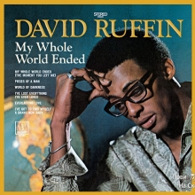 David Ruffin - My Whole World Ended (Аlbum 1969)